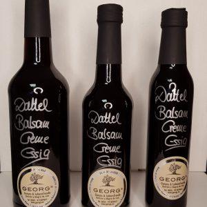 Dattel Balsam Creme Essig 3%s Essige