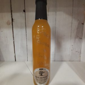 [tag] Mango Frucht Balsam Essig 4% (Farbe: orange) Essige