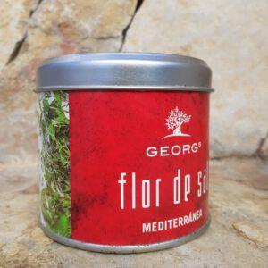 Flor de Sal Mediterranea 200g Salze und Gewürze