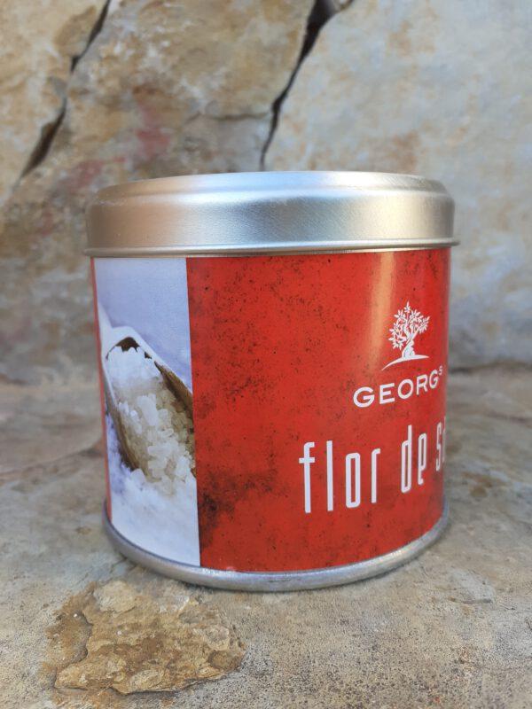Flor de Sal Natural         200g Salze und Gewürze