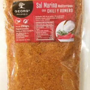 Sal Marina – Chili + Romero Salze und Gewürze