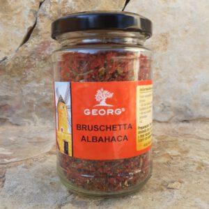 Georgs Bruschetta Albahaca (Basilikum) Dips/Gewürzmischungen