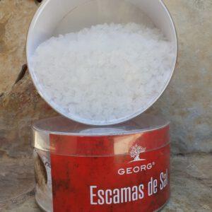 Escamas de Sal Natural (Salzflocken) Salze und Gewürze