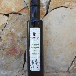 Georgs Aceite Picual & Arberquina Mallorca-Öle
