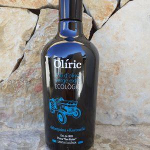 Oliric Oli d'oliva (schwarze Flasche) Mallorca-Öle