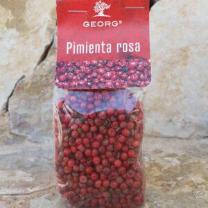 Pimienta Rosa Salze und Gewürze