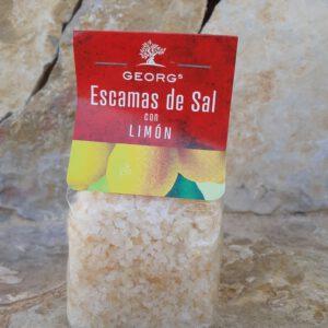 Escamas de Sal – Limón Salze und Gewürze