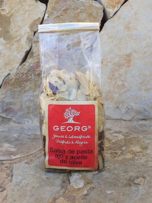 Georgs Salsa de Pasta Ajo y Aceite de Oliva (Tüte) Dips/Gewürzmischungen