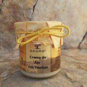 [tag] Georgs Crema de Ajo con Hierbas (Knoblauch mit Kräutern) Saucen und Dressings