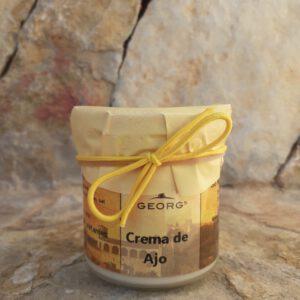 Georgs Crema de Ajo (Knoblauch) Saucen und Dressings