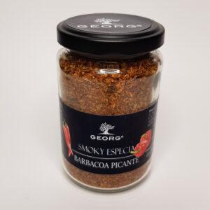 Georgs Smoky Especia Barbacoa Picante (Glas) Dips/Gewürzmischungen