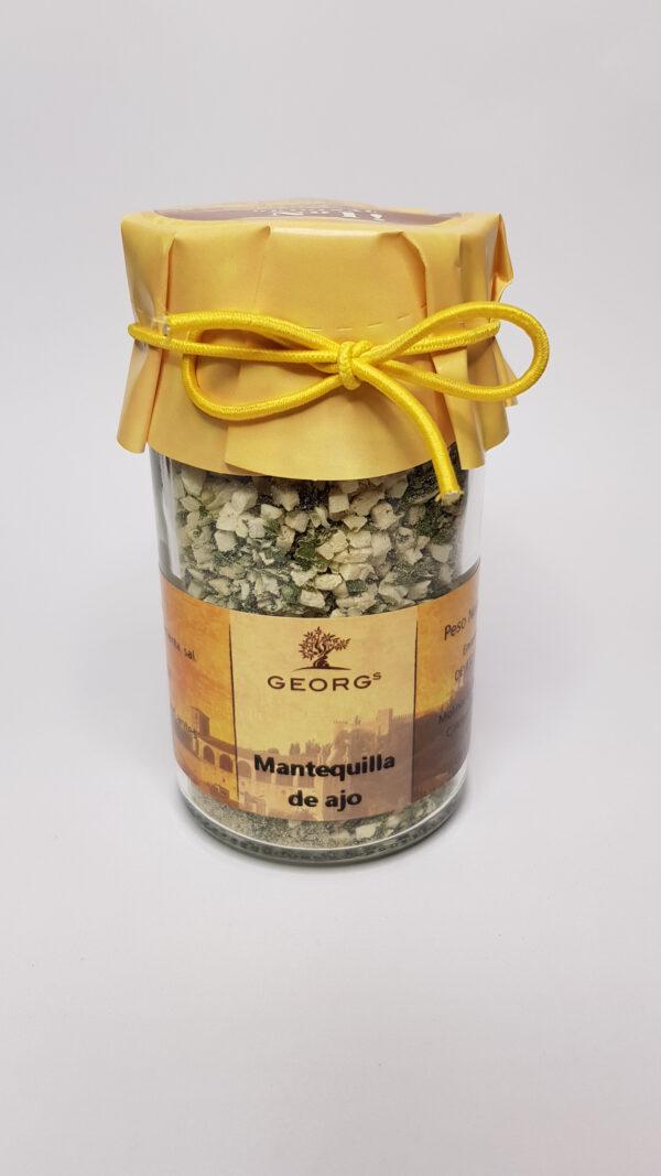 Georgs Mantequilla de Ajo (Knoblauchbutter) Dips/Gewürzmischungen