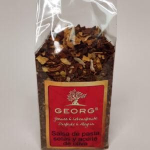 Georgs Salsa de Pasta Setas y Aceite de Oliva (Tüte) (MHD Aktion) Angebotsartikel